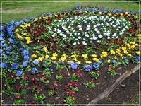 大通公園で春の花壇作りが始まりました。 - はあと・ドキドキ・らいふ