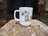 Fire King Snoopy Mug JOY - DELIGHT CLOTHING&SUPPLY