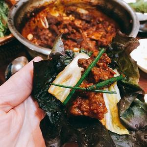 大邱の夕食はやっぱりチムカルビ - 今日も食べようキムチっ子クラブ (我が家の韓国料理教室)