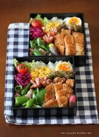 豚カツ(๑¯﹃¯๑)♪ - **  mana's Kitchen **