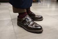 はじめまして!~Paraboot William~ - シューケアマイスター靴磨き工房 銀座三越店
