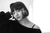 SEIRAちゃん2 - モノクロポートレート写真館