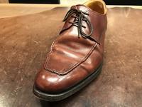 革靴のクリーニング - 西日本よかよか靴磨きブログ