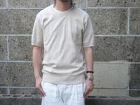 gicipi (ジチピ) COTTON KNIT TEE - セレクトショップ REGULAR (レギュラー仙台)   ブログ