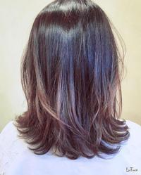ハイ&ローライトで1ランク上の髪色に♪ - 君津市 南子安の美容室  La Face   ✯   ラフェイス のブログ