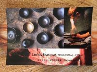 James Erasmus 春の陶器展 - DAR YASMINE  徒然  北アフリカ・チュニジア専門店より