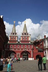 「スパシーバ」だけで旅するモスクワ<赤の広場に行こう!> - Малый МИР〔マールイ・ミール〕