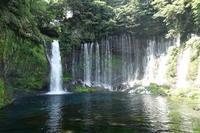 白糸の滝(富士宮市) - レトロな建物を訪ねて