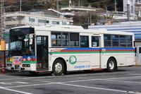 伊豆箱根バス168号車 - えふのでーたべーす
