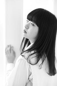 川本好華ちゃん8 - モノクロポートレート写真館