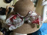 夏の帽子を用意します。 - 青山ぱせり日記