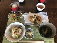4月の料理教室とルシャボテで歓送迎会 - 料理画報