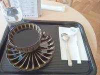 【ひだまりガーデンの美味しいコーヒーと高田屋】 - お散歩アルバム・・初夏の賑わい