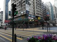 天星碼頭を目指して - 香港貧乏旅日記 時々レスリー・チャン