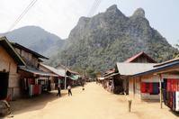 ラオスの卷㉕☆織物の村を訪ねる - 夢・ファンダンゴ