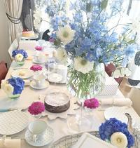 紅茶レッスン(アフタヌーンティーの茶葉を極める) - Table & Styling blog