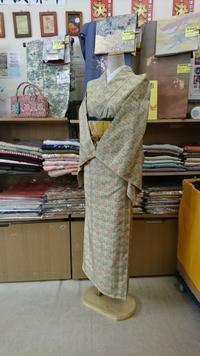単衣の着物が気になりはじめるころ・・・ - たんす屋新小岩店ブログ