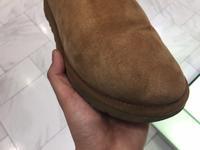 UGGの黒ずみ - シューケア靴磨き工房 ルクアイーレ イセタンメンズスタイル <紳士靴・婦人靴のケア&修理>