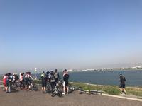4/21(土)大阪湾岸渡船ライド☆ - きりのロードバイク日記