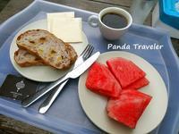 KLチャイナタウンでの朝ご飯~空港まで - 酒飲みパンダの貧乏旅行記 第二章