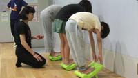 ストレッチ講習 - 子ども空手×杉並 六石門 らいらいブログ