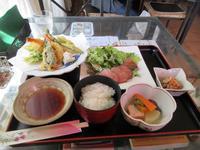 【「Café山猫料理店」でゴージャスランチ、1000円】 - お散歩アルバム・・冬本番
