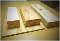 玄関用 Wood Box - グラス工房 Grendora  -制作の足跡-