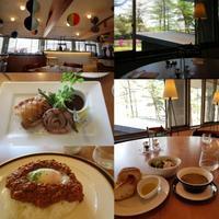 All Day Dining Karuizawa Grill のランチと桜*軽井沢プリンスホテル・イースト - ぴきょログ~軽井沢でぐーたら生活~