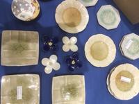 苫小牧のMIプラザへ。今日からスタートしました「豆皿特集」です! - いぷしろんの空