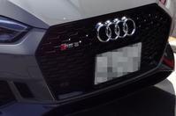 アウディRS5・RS3 & BMW X3に試乗 - お気楽亭主の車道楽