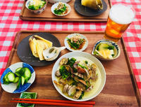 夏日の山菜祭り! - ワタシの呑日記