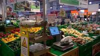 野菜・果物用ビニール袋が変わった!-イタリア- - アンサンブラウ スタッフブログ:ドイツ!フランス!イタリア!英国!シンガポール!海外ビジネス最新情報