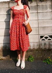Lanvin vintage dress - carboots