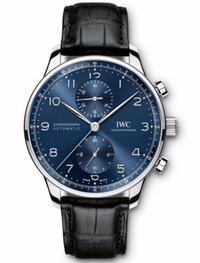 IWCスーパーコピーは2モデルの全く新しい藍盤のポルトガルの腕時計を出します-www.papa2018.com - 人気カルティエ時計スーパーコピー専門店www.cvt888.com