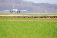 春らしく ~旭川空港~ - 自由な空と雲と気まぐれと ~ from  旭川空港 ~