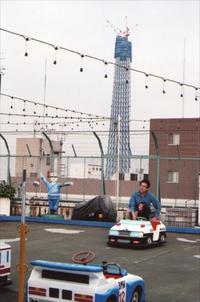 写真展「東京万華鏡」記録 5 - 散歩日和