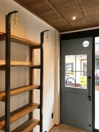 店舗の完成検査 - 佐々木善樹建築研究室・・・日々のコト・・・