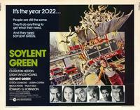 ソイレント・グリーン(1973年)ハリー・ハリソンによるSF小説の映画化 - 天井桟敷ノ映像庫ト書庫