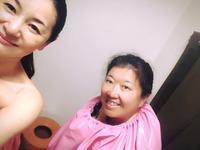 よもぎ蒸しサロンは、、すっぴんがいいかも。 - 伊瀬愛のSTYLE blog