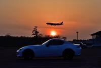 ロドスタと飛行機その4 - やぁやぁ。
