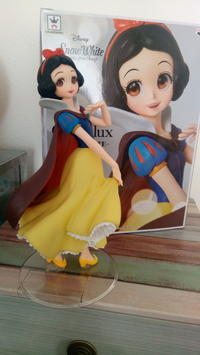Disney Characters Crystalux~SNOW WHITE~ - ゆのきのとミルクティー