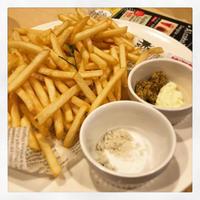今日は山盛りフライドポテトが食べたい。 - うさまっこブログ