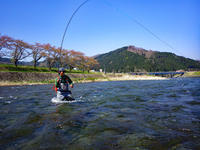 (初夏の陽気だった本流スクール&クロダイフライフィッシングDVD発売のご連絡です) - Fly Fishing Total Support.TEAL