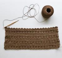 かぎ針編みのベスト - セーターが編みたい!