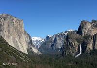 Spring Break in Yosemite スプリングブレイク in ヨセミテ - teddy blue