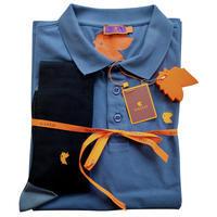 GALLO ガッロ ポロ+ホーズ GIFTセット ブルー - 下町の洋服店 krunchの日記
