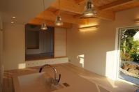 僕の仕事 『樹間の家』 - 函館の建築家 『北崎 賢』日々の遊びと仕事