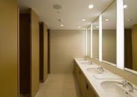 機能満載空間 -おしゃれなトイレ- - アトリエKCのデザイン見聞録