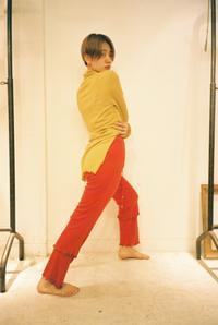 「今日もたくさん溢れながら余韻を浸りながら」tsuki wear MURRAL - Doctor Feelgood BLOG