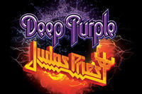 Deep Purple + Judas Priestの北米ツアーが決定 - 帰ってきた、モンクアル?